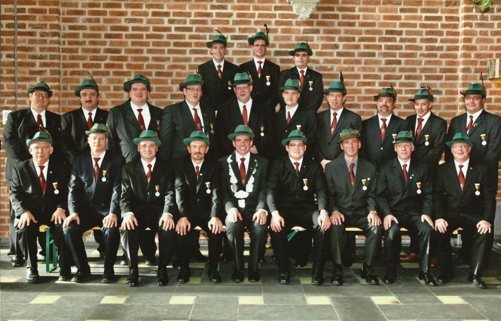 Junggesellenkoenige und Koenige 1986 2010