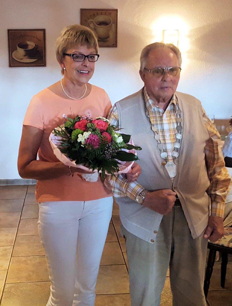 Senioren Königspaar 2018