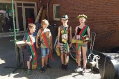 Schuetzenfest2019_011_Kinderkoenigspaar